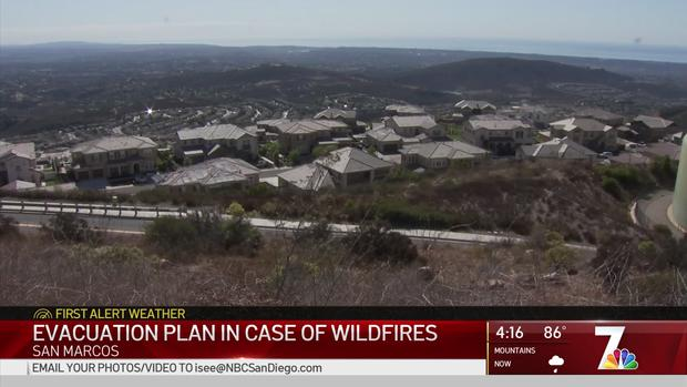 [DGO] Evacuation Plans In Case of Wildfires