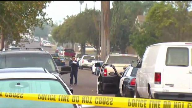 [DGO] SDPD Searching for Suspect in Officer Involved Shooting in Imperial Beach