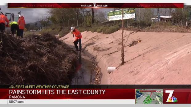 [DGO] East County Still Recovering From Last Storm